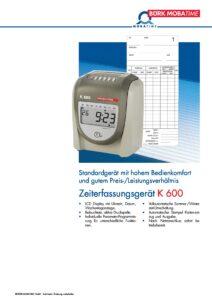800_PR_Zeiterfassungsgerät_K600.pdf - Thumbnail