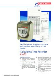 810_PR_Time_Recorder_K675.pdf - Thumbnail
