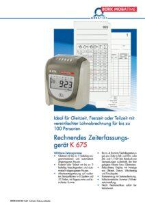 810_PR_Zeiterfassungsgerät_K675.pdf - Thumbnail