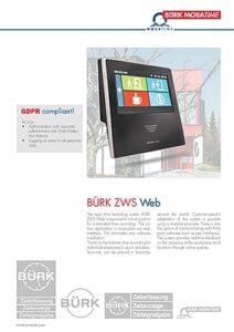 910_PR_Time_Recording_ZWS_Web.pdf - Thumbnail